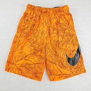 Nike Dri Fit Boys Activewear Shorts Size Large
